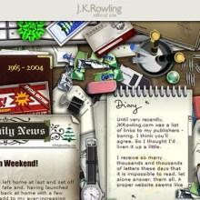 รวมภาพ JKRowling.com เวอร์ชั่นแฮร์รี่ พอตเตอร์