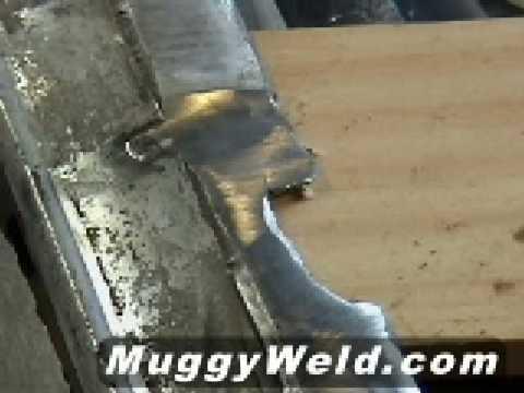 Pot Metal Repair