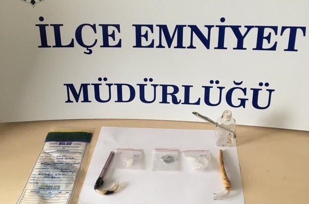 Muğlanın Datça ilçesinde uyuşturcu operasyonu