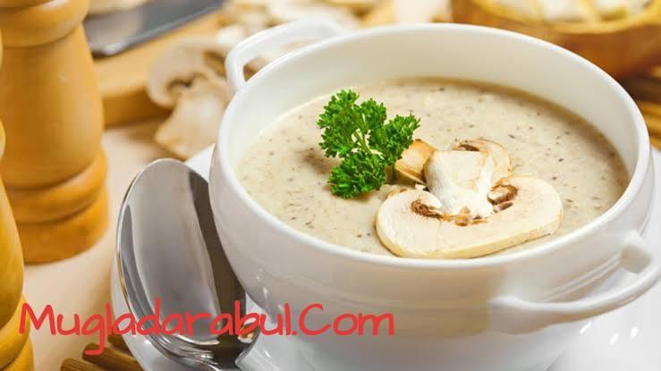Nefis Kremalı Mantar Çorbası Nasıl Yapılır