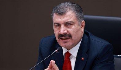 Sağlık Bakanı Koca'dan Bilim Kurulu sonrası açıklamalar