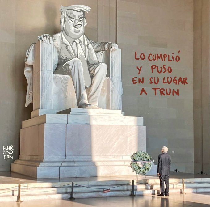 Imagen: Twitter @alarcondibujos