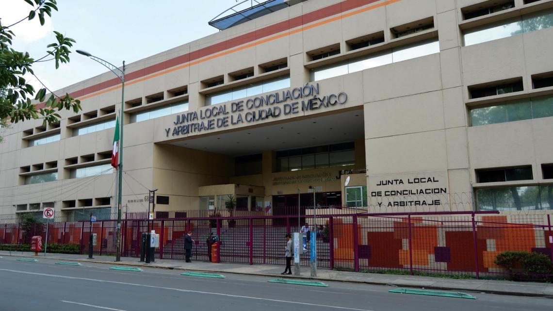 Fotografía: Facebook Junta Local de Conciliación y Arbitraje de la Ciudad de México