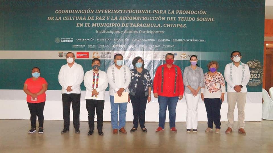 Fotografía: Gobierno de Tapachula