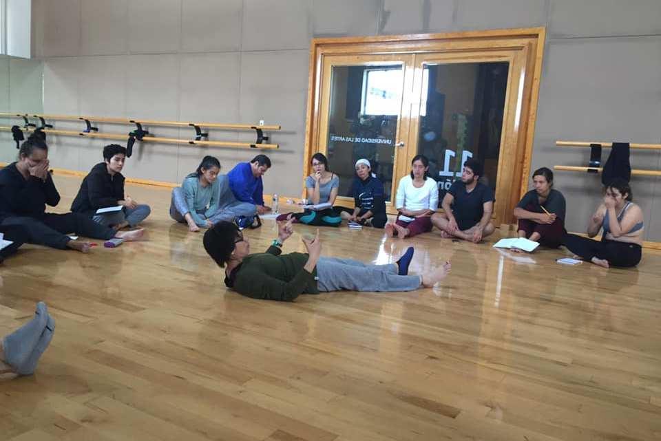 Fotografía: ASYC / El Teatro de Movimiento