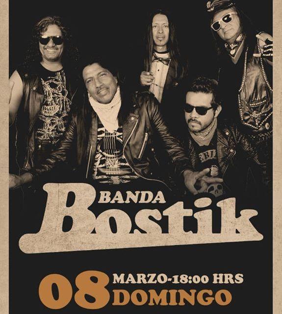 Fotografía: Banda Bostik
