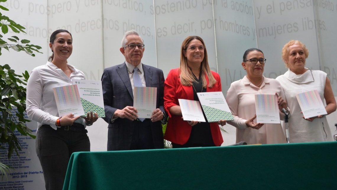 Fotografía: Congreso CDMX