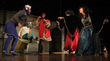Fotografías: Cortesía de Mascarilla Teatro