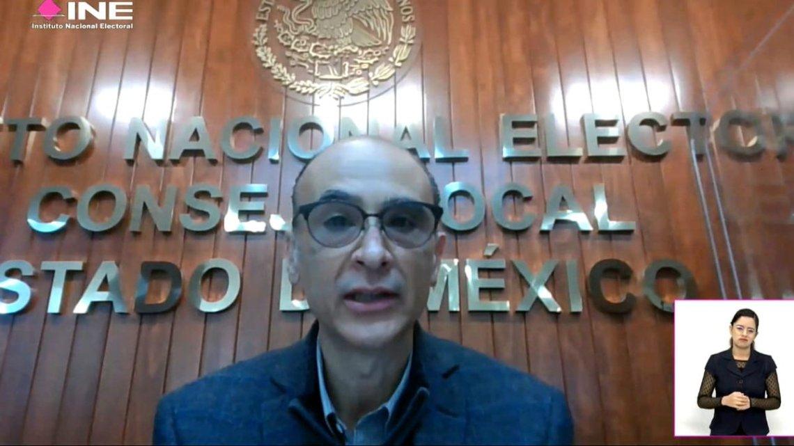 Fotografía: @INEMexico