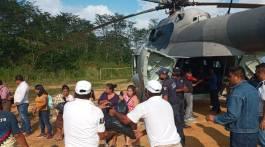 Fotografía: Protección Civil Chiapas