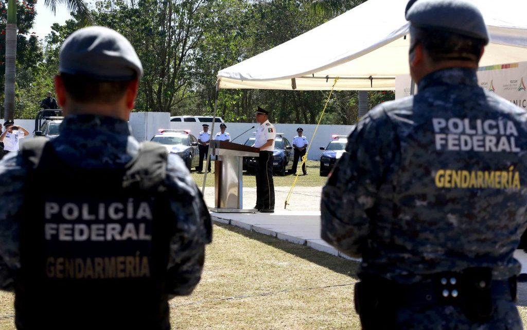Fotografía: Policía Federal