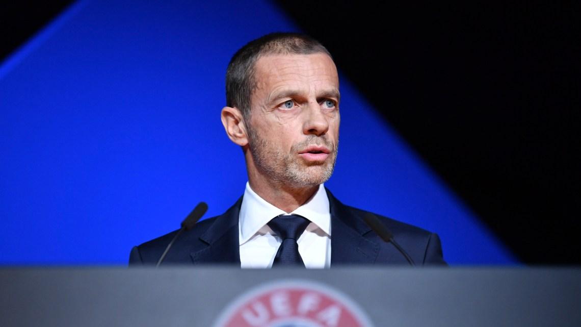 Fotografía: Twitter @UEFA