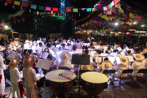 Fotografía: Cortesía de Sistema Nacional de Fomento Musical (SNFM).