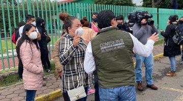 Fotografía: Twitter Comisión de Derechos Humanos del Estado de México (CODHEM)