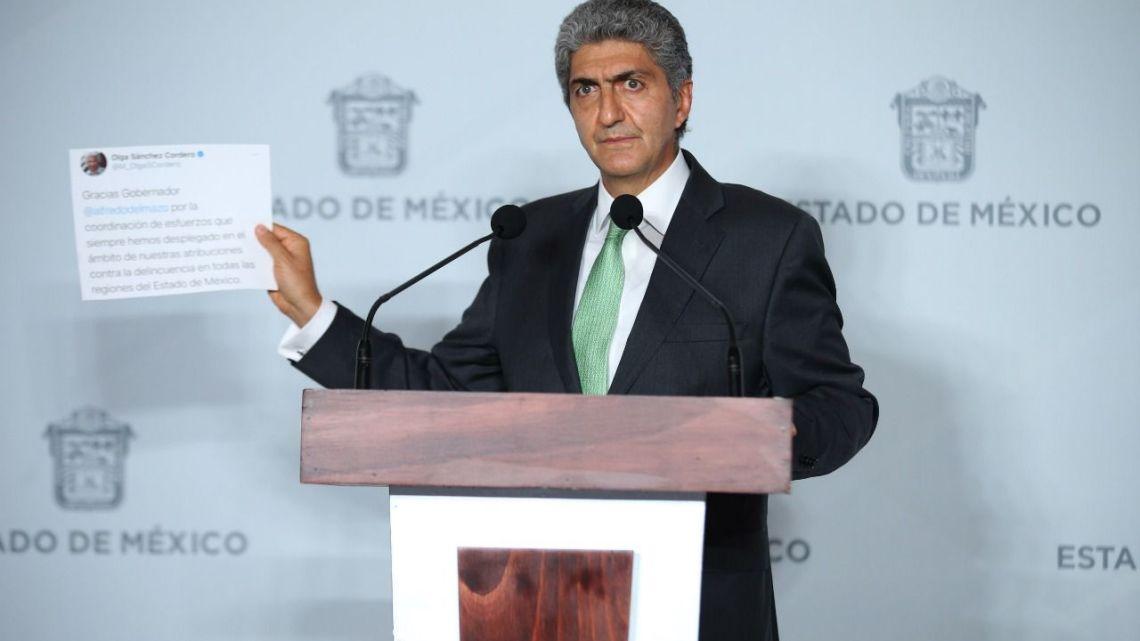 Fotografía: Gobierno Edoméx