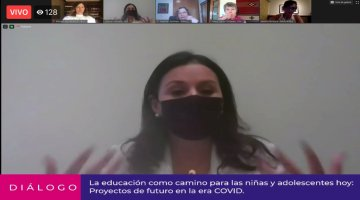 Fotografia: twitter Instituto Nacional de las Mujeres