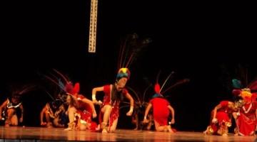 Fotografía: Cortesía de la Compañía de Danza Folclórica Tuchtlán