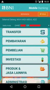 aplikasi mobile banking bni