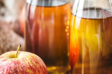 Benefits of Raw Apple Cider Vinegar