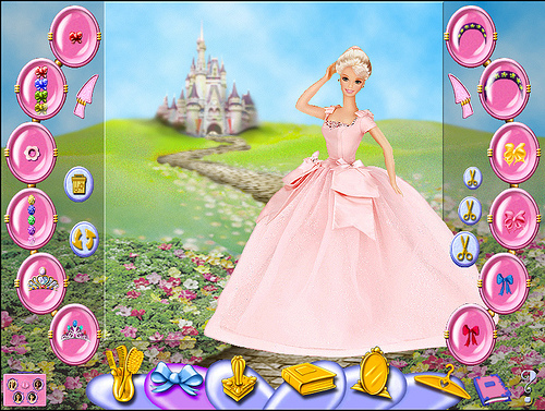 Barbie Beauty Styler Free Download PC Game Full Version