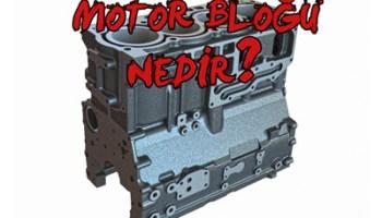 motor bloğu hangi malzemeden yapılır? - A356 alüminyum alaşımı