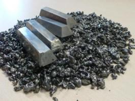 nikel metali
