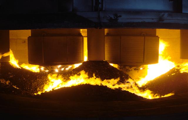 elektrik ark fırnı ve ferrokrom üretimi
