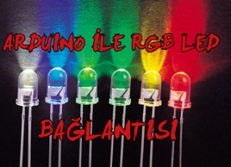 ARDUINO RGB LED ETKİNLİĞİ
