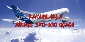 airbus - airbus 350-900 - rakamlarla airbus 350 seris