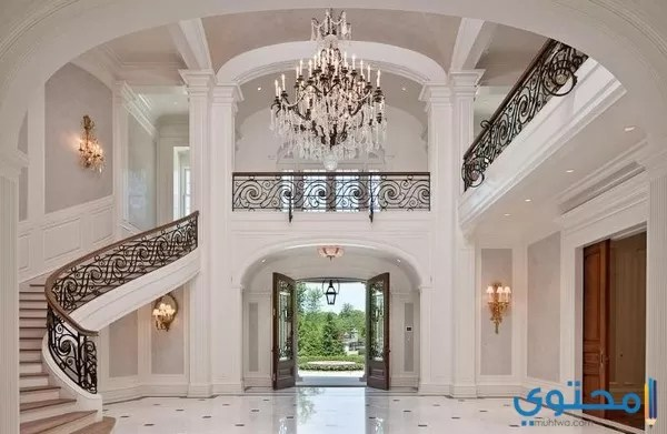 Georgian Mansion House Plans