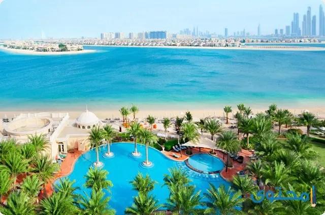 فندق كمبنسكي دبي النخلة