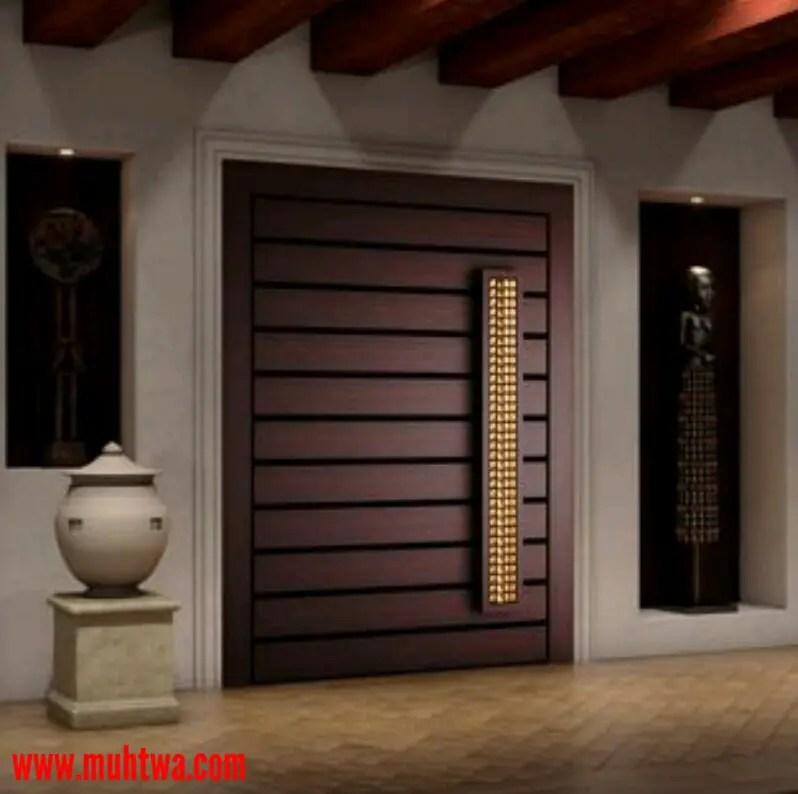 صور ابواب ومداخل منازل 2020 تصميمات الأبواب موقع محتوى