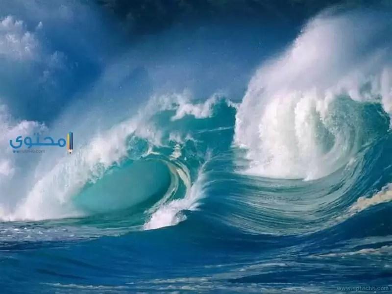 تفسير رؤية موج البحر في المنام موقع محتوى
