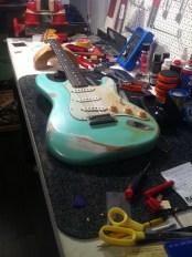 Relic Guitars The Hague