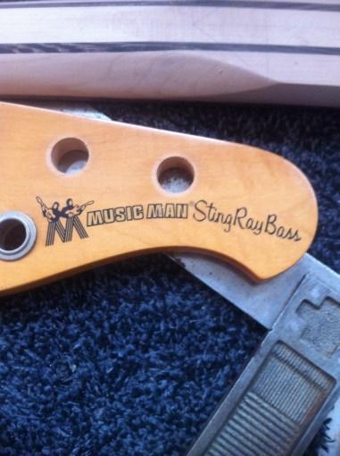 Music Man Stringray