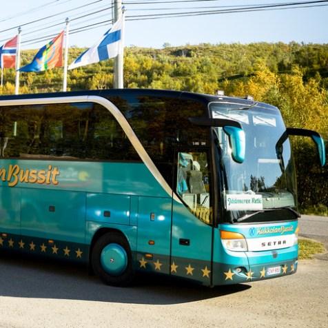 Kukkolan bussit