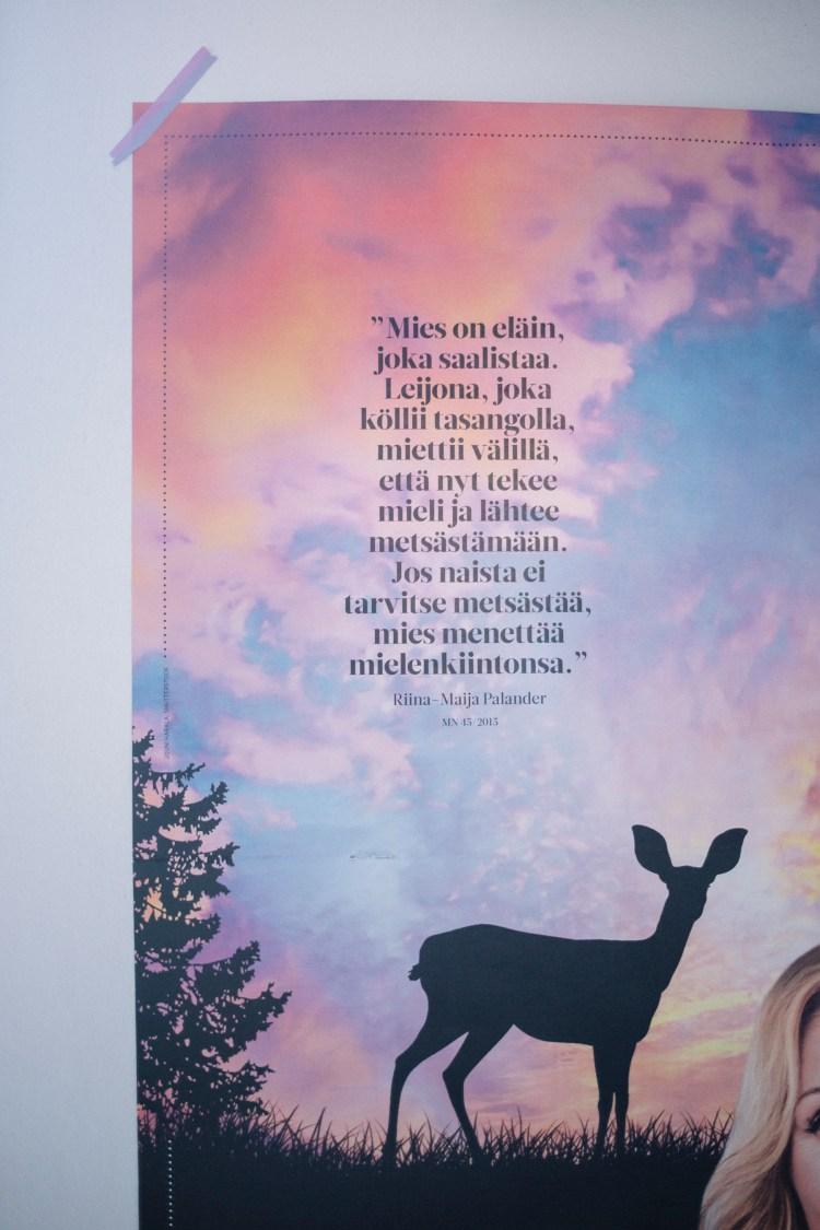 KUN YSTÄVÄ YLLÄTTÄÄ / MUITA IHANIA