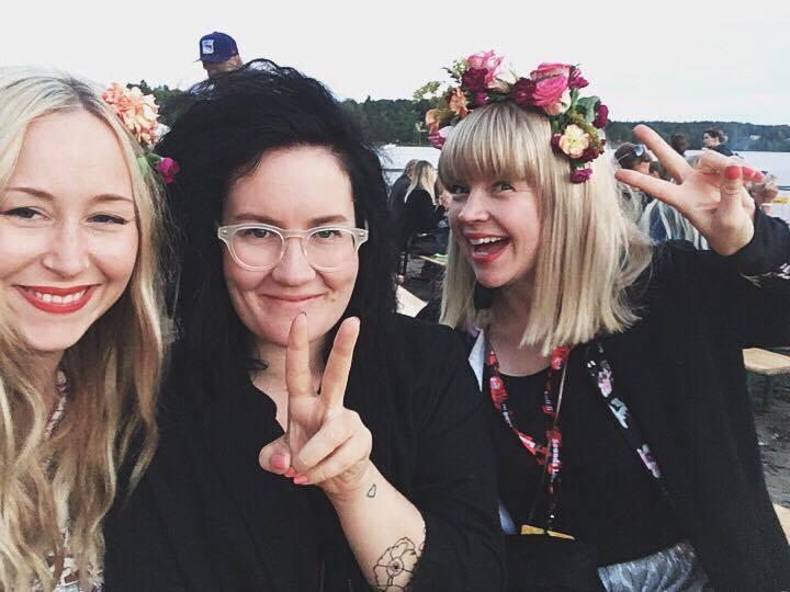 Kukkaseppeleet, kesä 2016 / muita ihania
