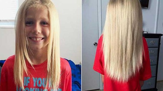 Foi tratado como uma menina por causa do cabelo, durante 2 anos… A razão vai te emocionar!