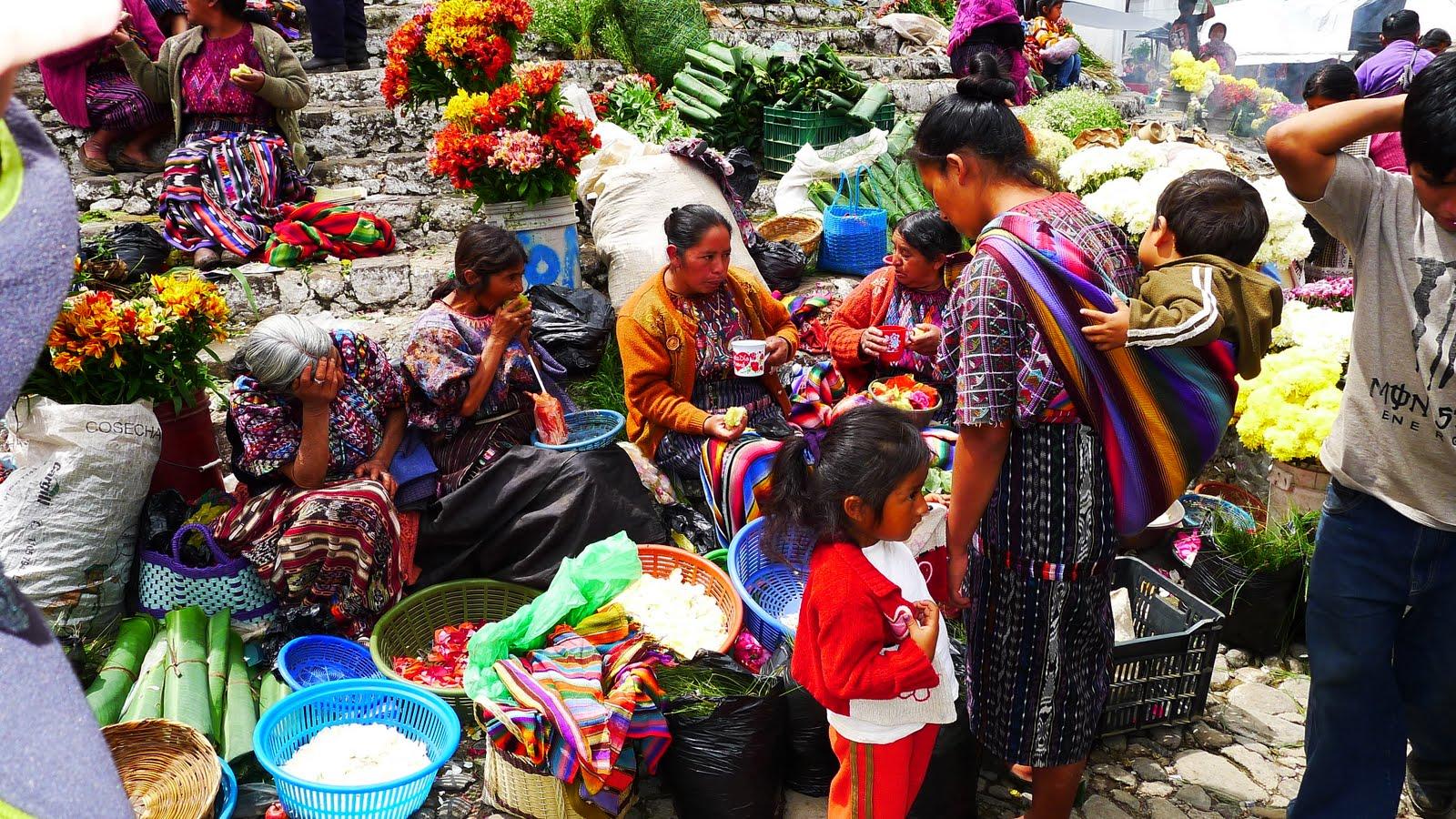 Los 5 mercados callejeros ms interesantes del mundo