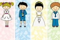 Dibujos de Comunin para colorear: Los mejores