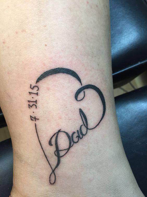 Tatuajes Para Padre E Hija 10 Ideas Que Te Harán Llorar Mujer De 10