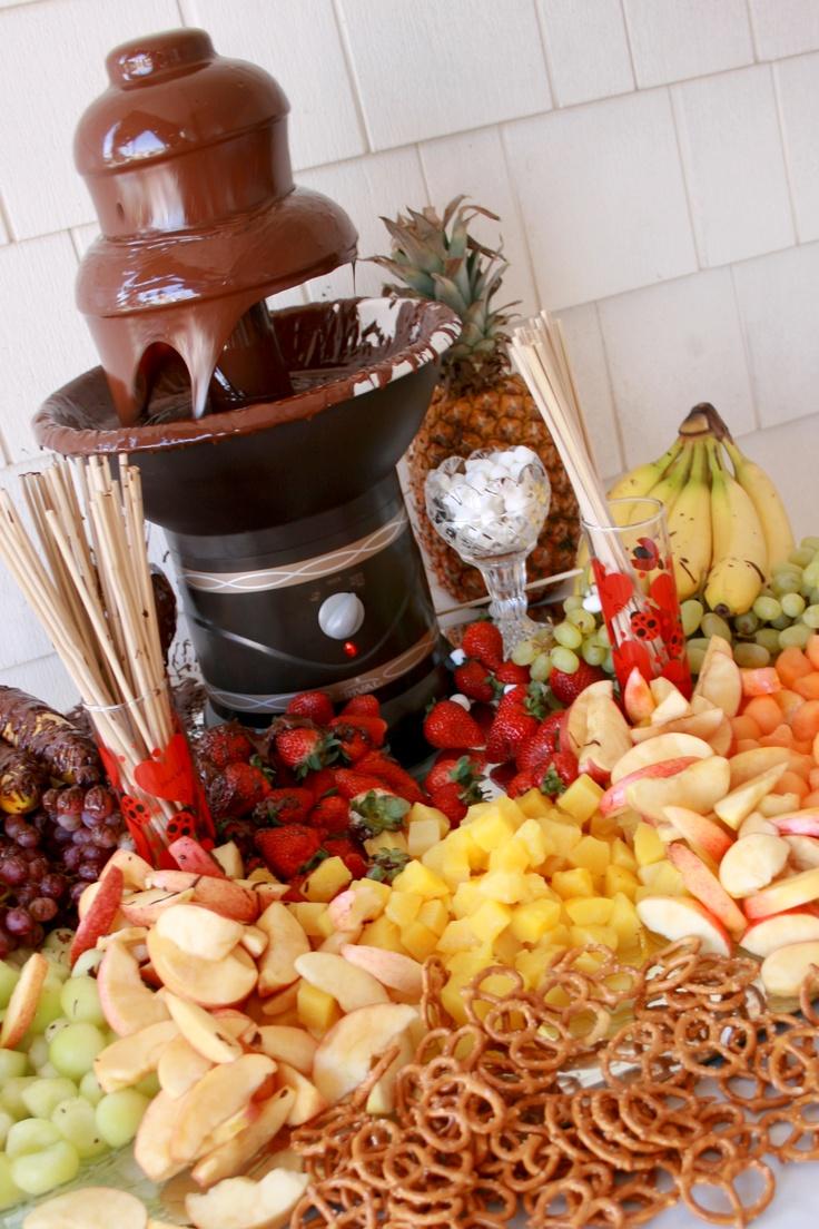 De Chocolate Manzanas Arreglos De Chamoy Fresas Y Con