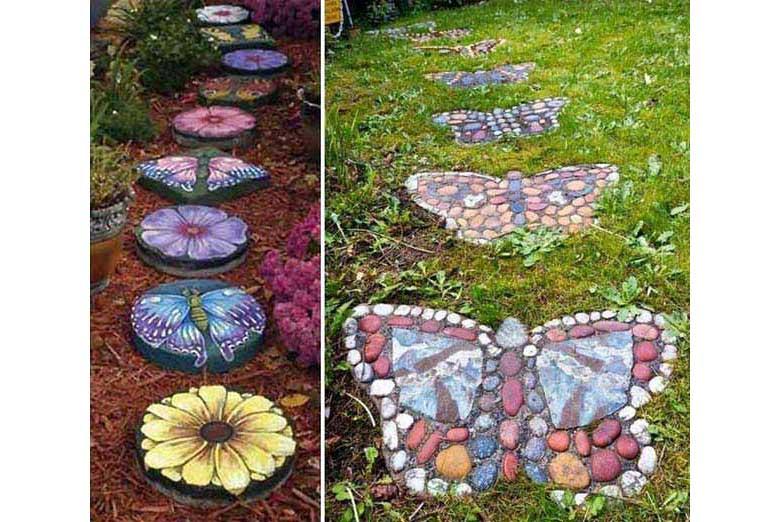 10 formas de remodelar tu casa con poco dinero mujer de 10 for Decorar un jardin con poco dinero