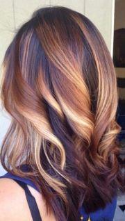 cinnamon swirl el tono de cabello
