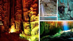 grutas y cavernas más espectaculares de México