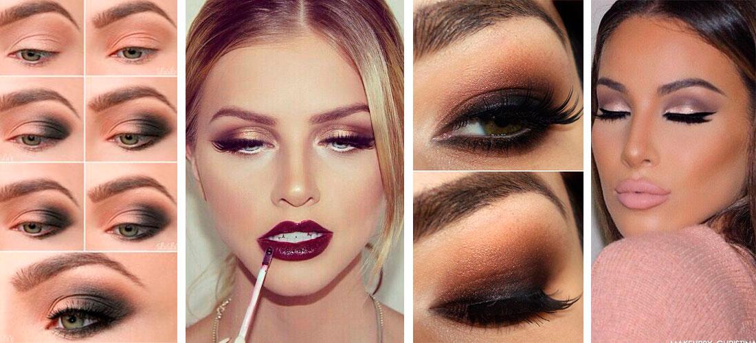 d39d24622 5 Tips Para Un Maquillaje De Noche Espectacular - Mujer De ...