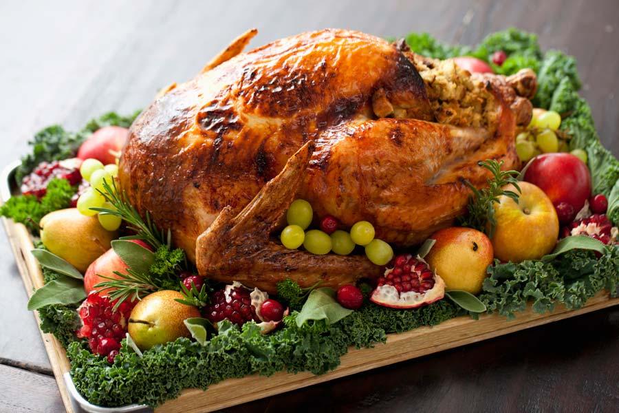 cuántas calorías tiene la cena de Navidad