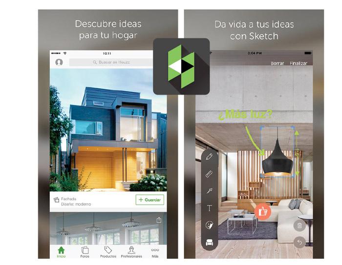 apps diseño amaras