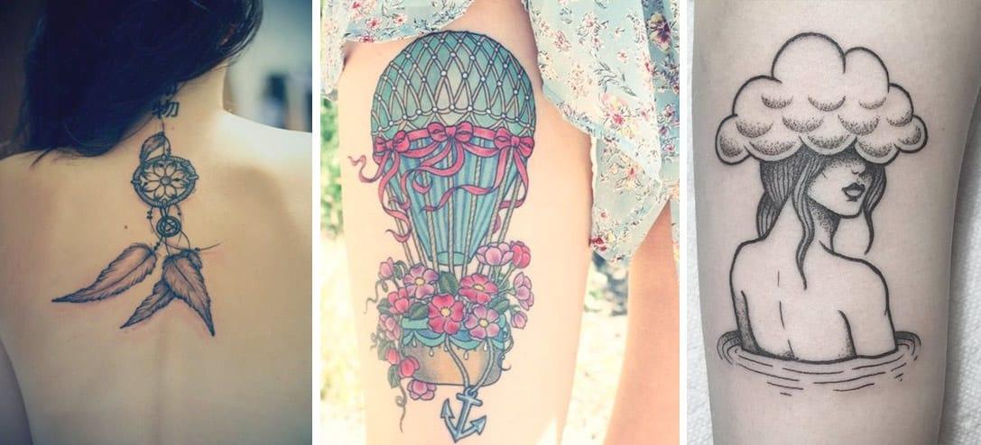 9 Tatuajes Para Mujeres Soñadoras Que Seguro Querrán Hacerse